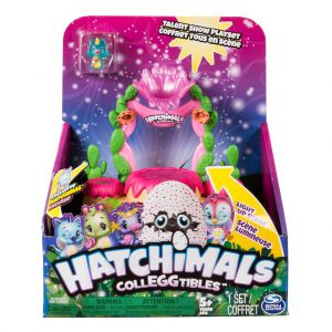 Hatchimals Show How You Glow Shimmering Sands