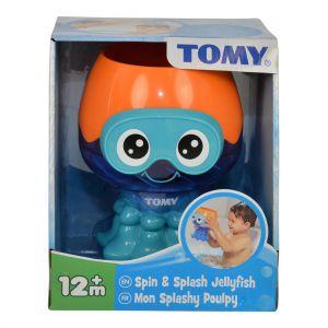 Tomy Spin en Spuit inktvis