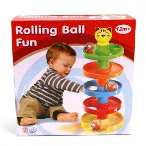Ballentoren Rolling ball