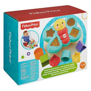 Vormsorteerder Vlinder Fisher Price