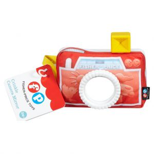 Fisher/Price Soft camera met spiegel
