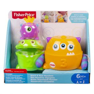 Fisher Price Stapel monster