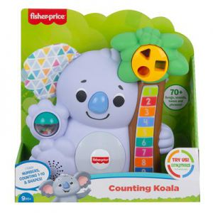 Fisher Price Linkimals Tellende Koala Nl