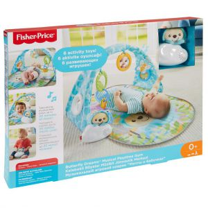 Fisher Price Vlinderdromen Gym
