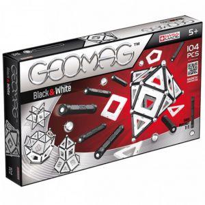 Geomag Black En White  104 stuks