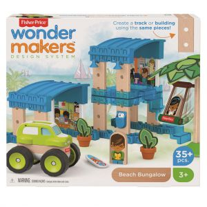 Wonder makers huis