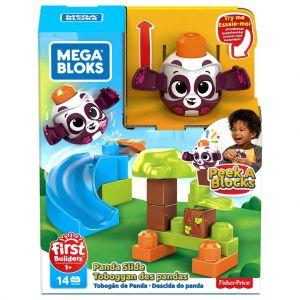 Fisher Price Mega Bloks Panda Bos