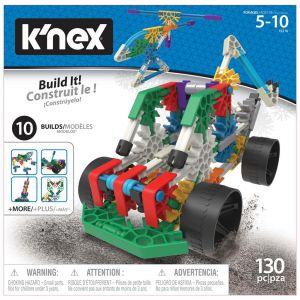K'nex Building Set 10 In 1