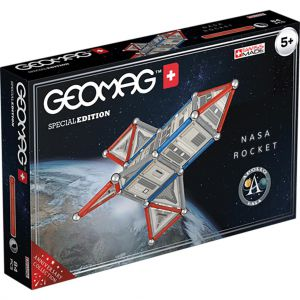 Geomag Special Edition Nasa Rockets