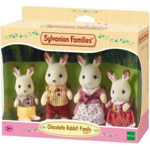 Sylvanian Families Chocolade konijn familie