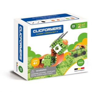 Clicformers Craft Green Set 2 In 1