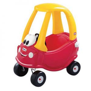 Cozy Coupe rood