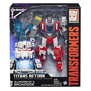 Transformers Gen Voyager Titan Return