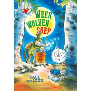Boek AVI E4 dolfje weerwolfje weerwolvensoep