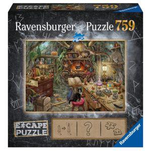 Escape puzzel Heksen keuken