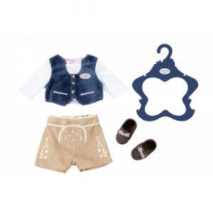 Baby Born Boy kleding traditioneel