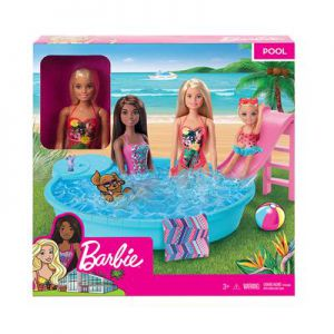Barbie pop en speelset