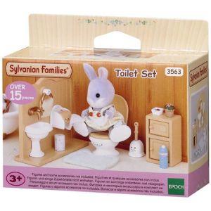 Sylvanian Families toiletset