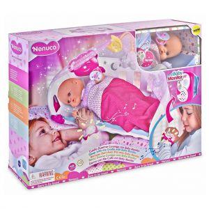 Nenuco slaapset met babymonitor