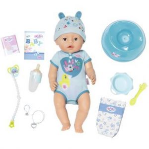 Pop Baby Born Soft Touch Boy 43 Cm