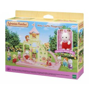 Sylvanian Families Baby speeltuin kasteel