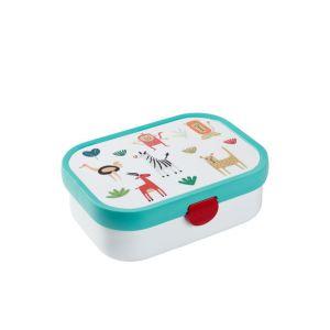 Lunchbox dierenvrienden