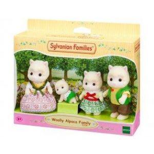 Sylvanian Families Alpaca familie