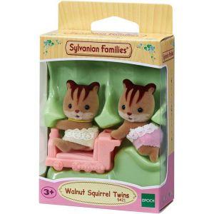 Sylvanian families tweeling walnoot