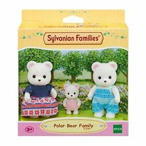 Sylvanian families ijsbeer familie