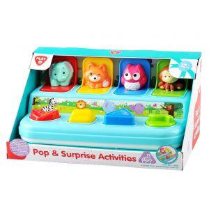 Playgo pop up vormen en dieren
