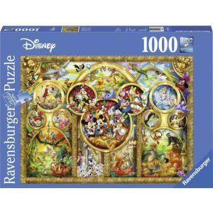 Ravensburger Disney mooiste Disney thema's - Puzzel van 1000 stukjes