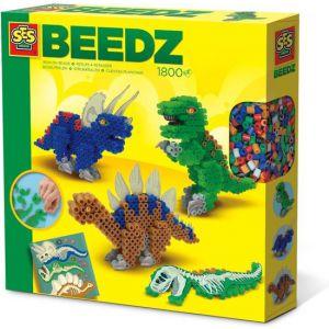 SES Beedz strijkkralen 1800 dinos 3D
