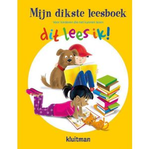 Boek AVI1 M3 Dit lees ik! Mijn dikste verhalenbundel