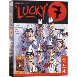 Kaartspel Lucky 7