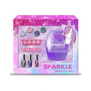 Unicorn Sparkly Manicure Set