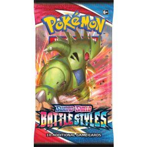 Pokemon Battle Styles