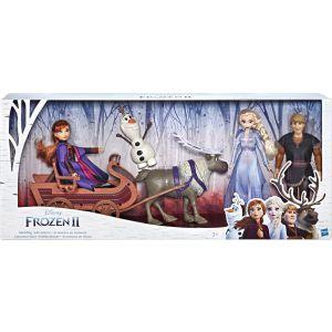 Frozen 2 Slee Avonturen Set