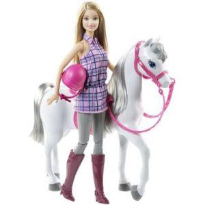 Barbie met paard