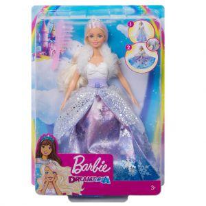 Barbie Dreamtopia ultieme prinses sneeuwvlok