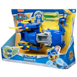 Paw Patrol Mighty Pups Power Vehicle Chase