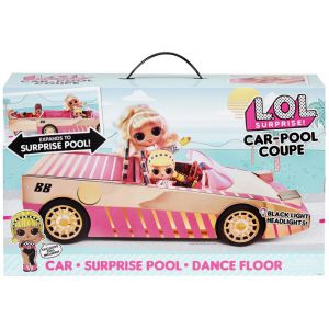 LOL Surprise Car with Tot Doll