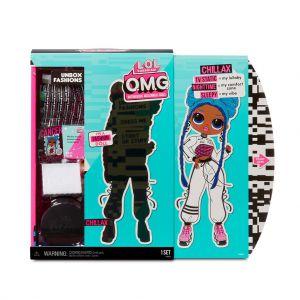 LOL Surprise OMG Doll AA Chillax