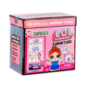 LOL Surprise Furniture With Doll Assorti