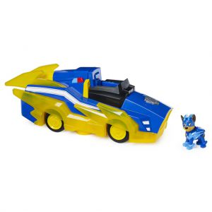Paw Patrol Mighty Pups Charged Up Hovercraft