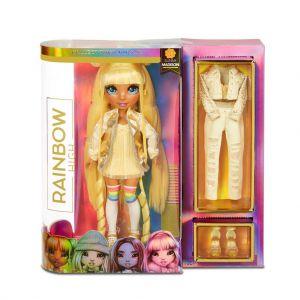Rainbow Surprise Fashion Doll Sunny Madison