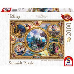 Disney Dreams collectie 2000 stukjes