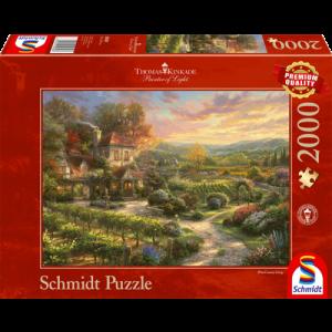 Puzzel in de Wijngaarden 2000