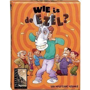 Wie is de ezel