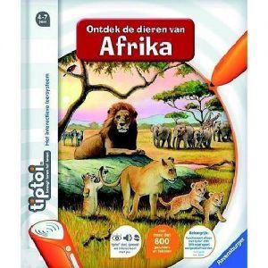 TipToi boek de dieren van Afrika