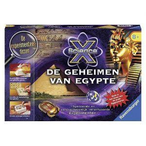 De geheimen van Egypte